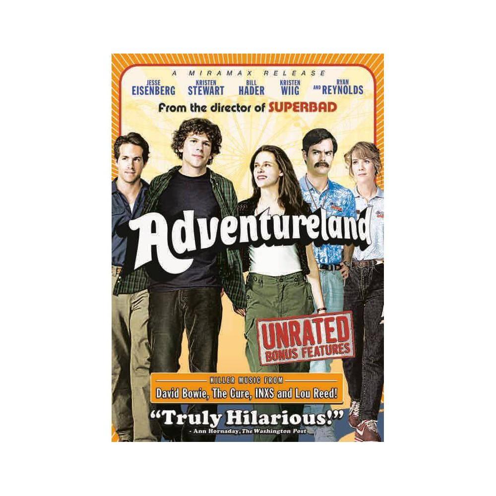 Adventureland Dvd 2020