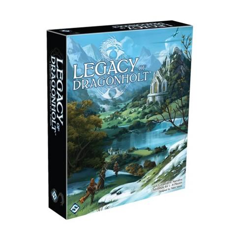Fantasy Flight Games Legacy of Dragonholt Board Game - image 1 of 4