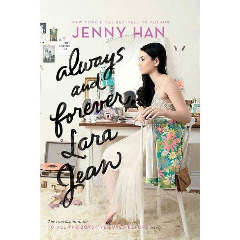 Always and Forever, Lara Jean -  Reprint by Jenny Han (Paperback) - image 1 of 1