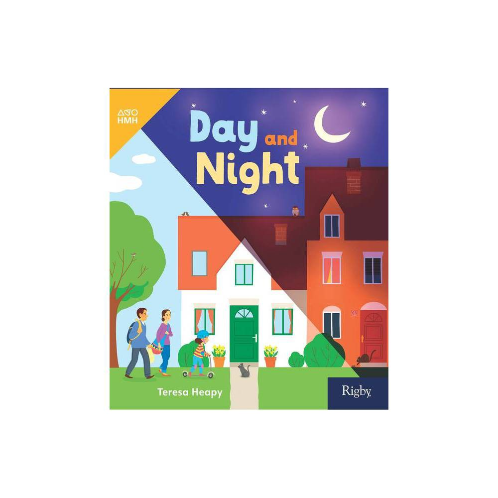 Day And Night Hmh Infact Paperback