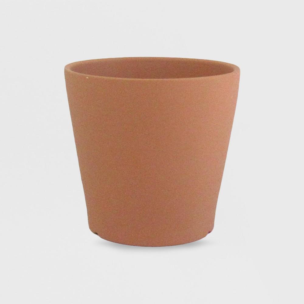 6 Stoneware Planter Terracotta - Project 62