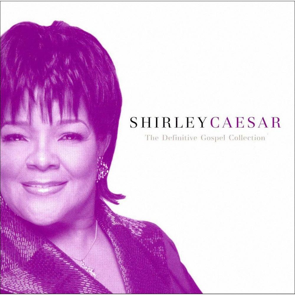 Shirley Caesar - Definitive Gospel Collection (CD)