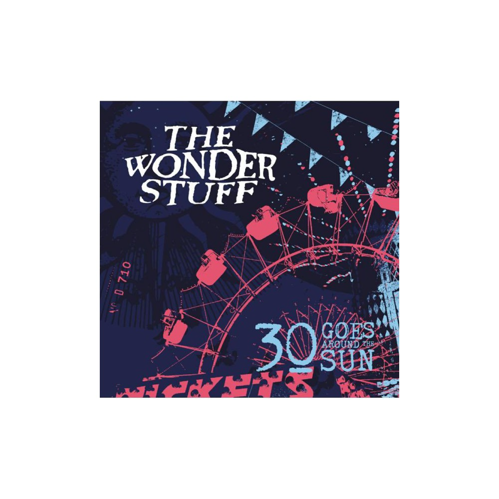 Wonder Stuff - 30 Goes Around The Sun (CD)