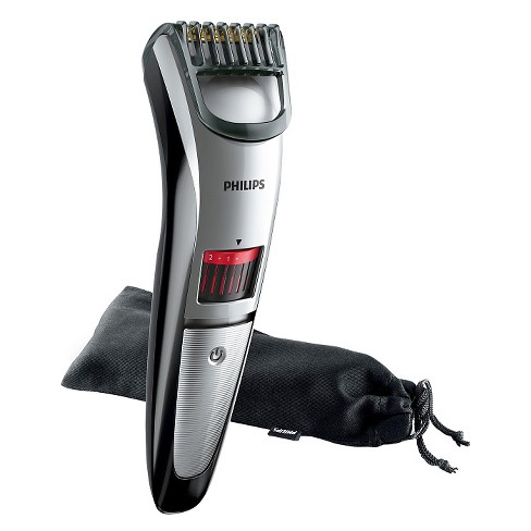 Philips Norelco Series 3500 Beard & Hair Men's Rechargeable Electric Trimmer - QT4018/49 : Target