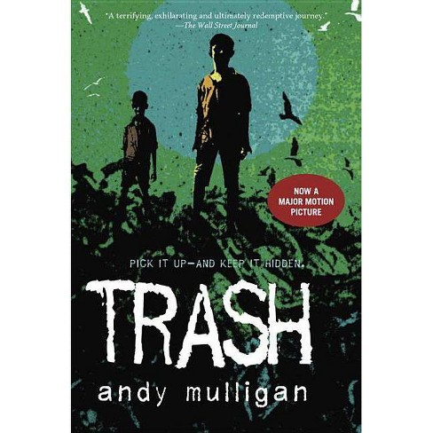 Trash - by  Andy Mulligan (Paperback) - image 1 of 1