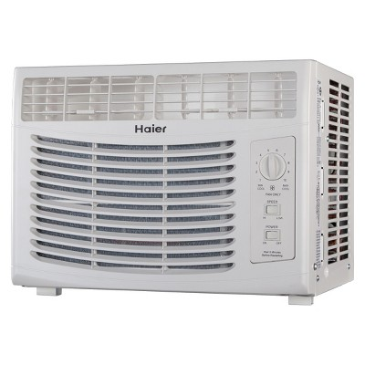 Haier 5000-BTU Mechanical Window AC HWF05XCR
