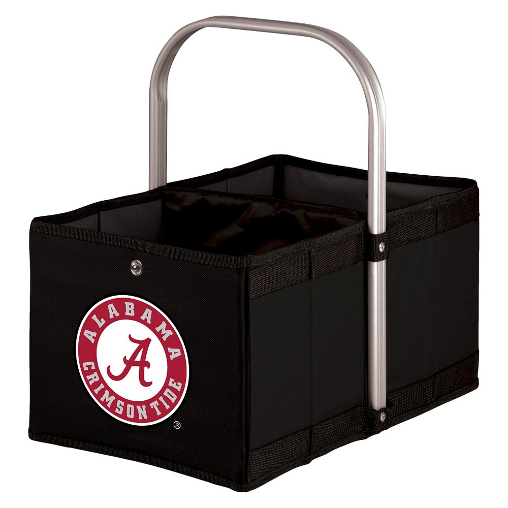 Picnic Market Basket NCAA Alabama Crimson Tide
