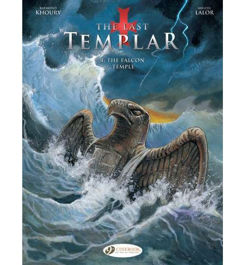 Falcon Temple (Paperback) (Raymond Khoury) - image 1 of 1
