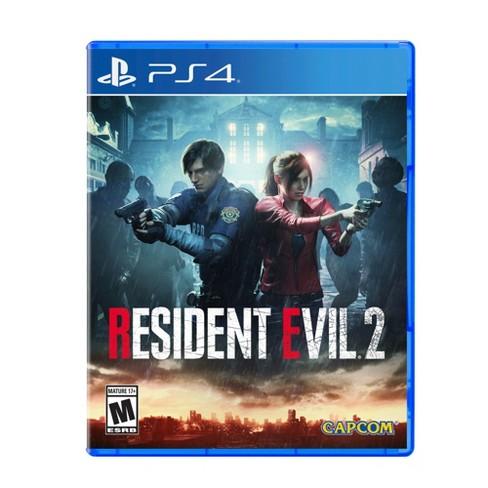 Resident Evil 2 Playstation 4 Target