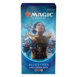 Magic:The Gathering Allied Fires Challenger Deck