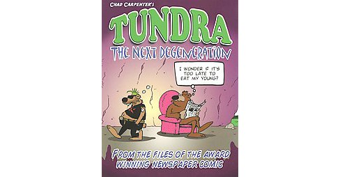 Tundra : The Nex Generation (Paperback) (Chad Carpenter) - image 1 of 1