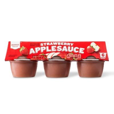 Applesauce: Market Pantry Applesauce