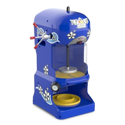 Fleming Supply Snow Cone Machine – Blue