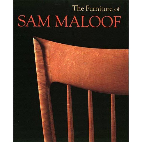 The Furniture of Sam Maloof - by  Jeremy Adamson (Paperback) - image 1 of 1