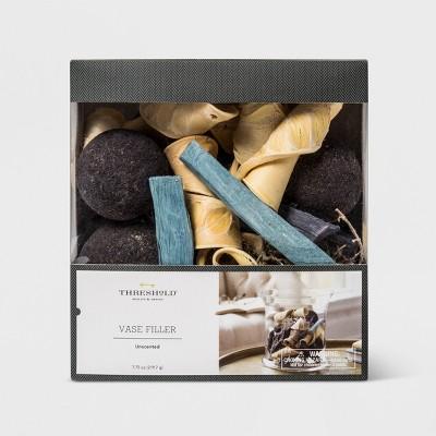 Unscented Driftwood And Casuarina Tree Dust Balls Vase Filler Blue/Natural - Threshold™