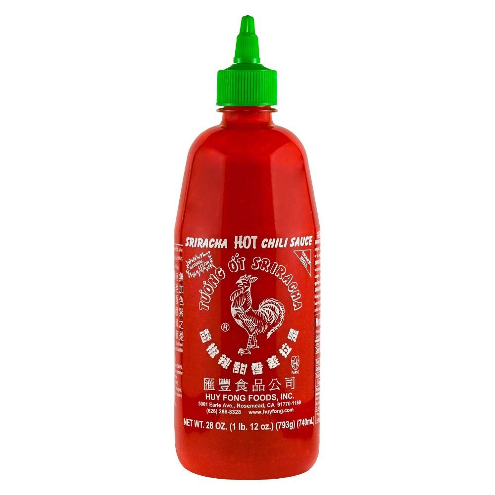 Huy Fong Sriracha Chili Sauce 28oz