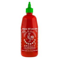 Huy Fong Sriracha Chili Sauce - 28oz