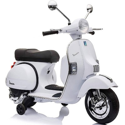 Best Ride on Cars 12V Vespa Scooter Powered Ride-On