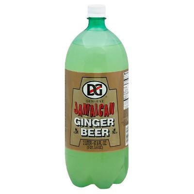 DG Genuine Jamaican Ginger Beer - 2 L Bottle