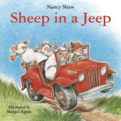 Sheep in a Jeep - by  Nancy E Shaw (Paperback) - image 1 of 1