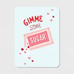 Papyrus Sugar Valentine's Day Greeting Card