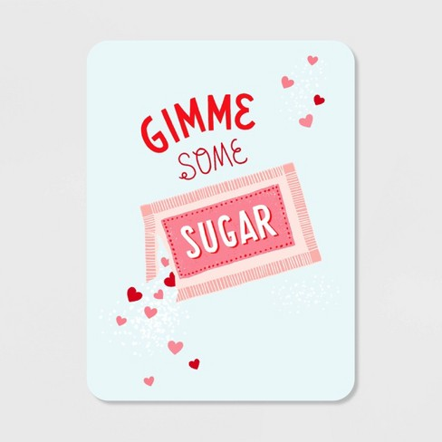 Sugar Valentine's Day Greeting Card - PAPYRUS - image 1 of 4