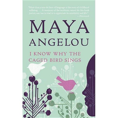 I Know Why the Caged Bird Sings (Reissue) (Paperback) by Maya Angelou - image 1 of 1