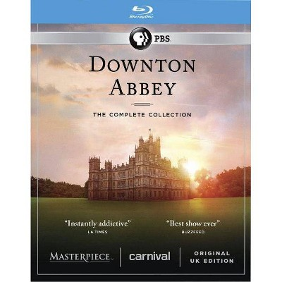 Downton Abbey: The Complete Collection (Blu-ray)(2020)