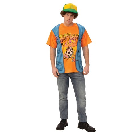 Men's Stranger Things Roast Beef T-Shirt and Hat Halloween Costume Kit - image 1 of 1