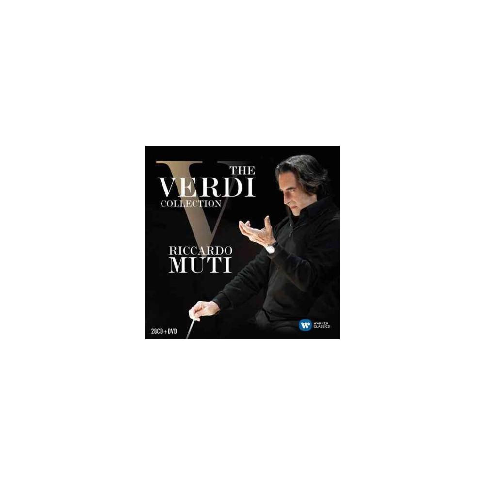 Riccardo Muti - Verdi Collection (CD)