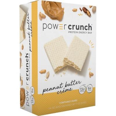 Power Crunch Protein Energy Bar - Peanut Butter Crème - 5ct