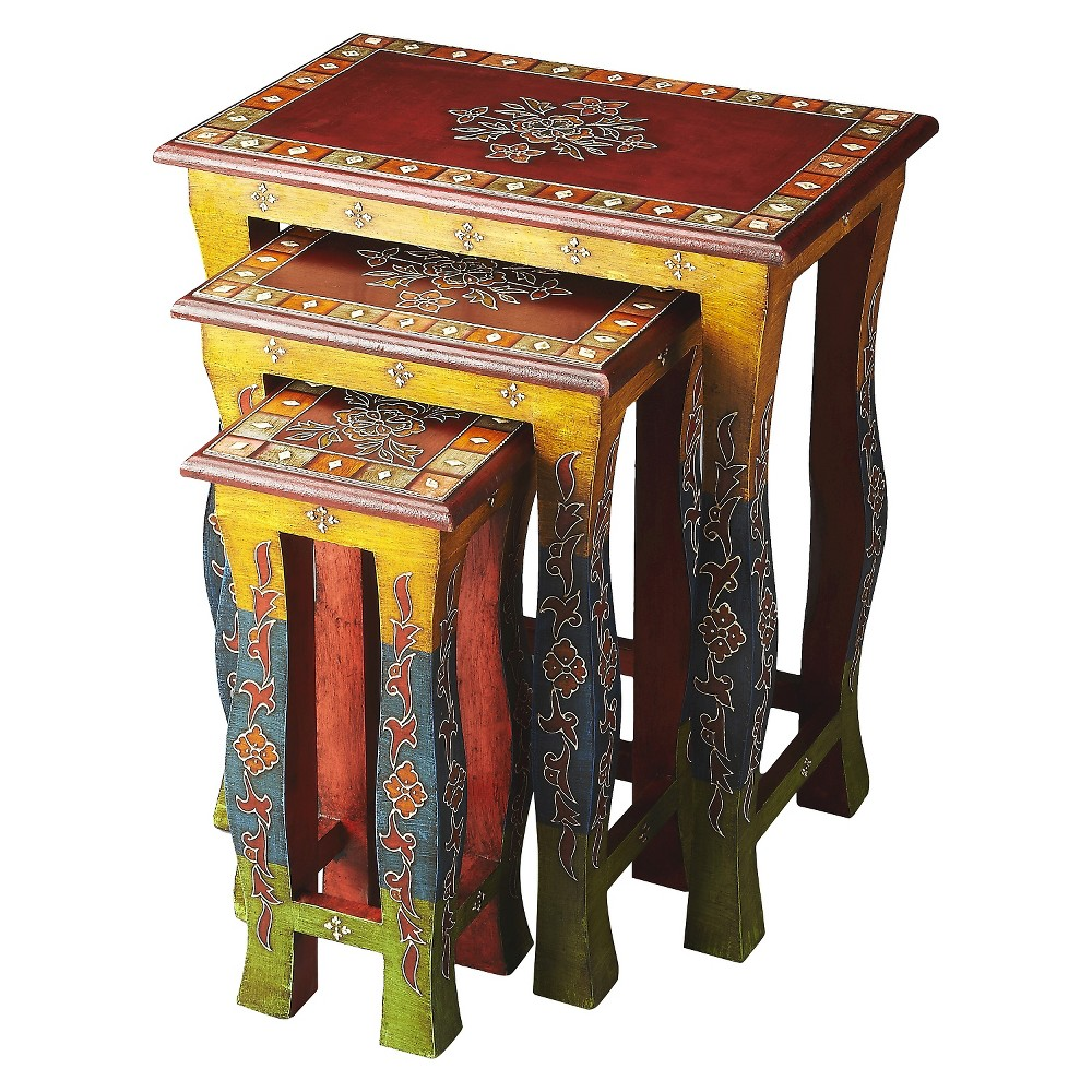Nesting Tables Butler Specialty