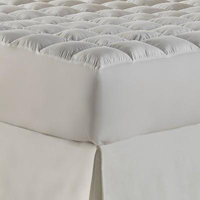 Magic Loft Mattress Pad (Twin) White