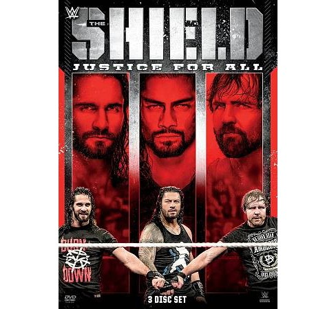 Wwe:Shield Justice For All (DVD) - image 1 of 1