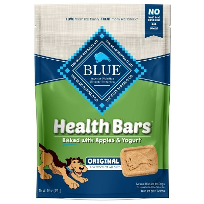 Dog Treats: Blue Buffalo Health Bars