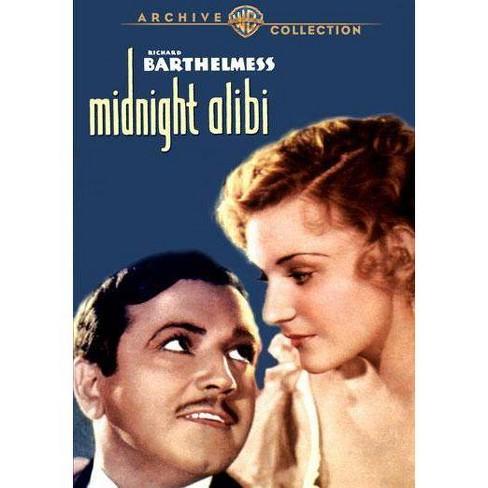 Midnight Alibi (DVD) - image 1 of 1