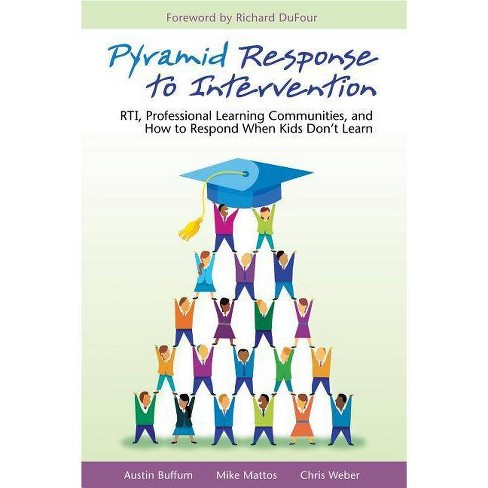 Pyramid Response to Intervention - by  Austin Buffum & Mike Mattos & Chris Weber (Paperback) - image 1 of 1