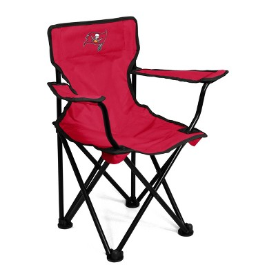 NFL Tampa Bay Buccaneers Toddler Outdoor Portable Chair