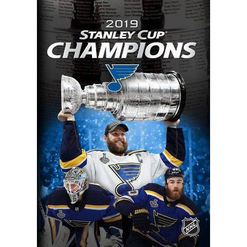 NHL: 2019 Stanley Cup Champions (DVD) - image 1 of 1