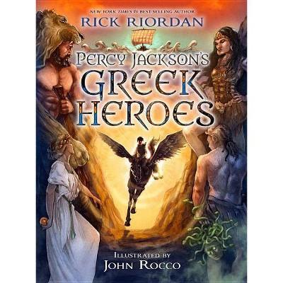 Percy Jackson's Greek Heroes (Reprint) (Paperback) (Rick Riordan)