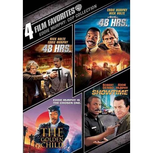 4 Film Favorites: Eddie Murphy Cop Collection (DVD) - image 1 of 1