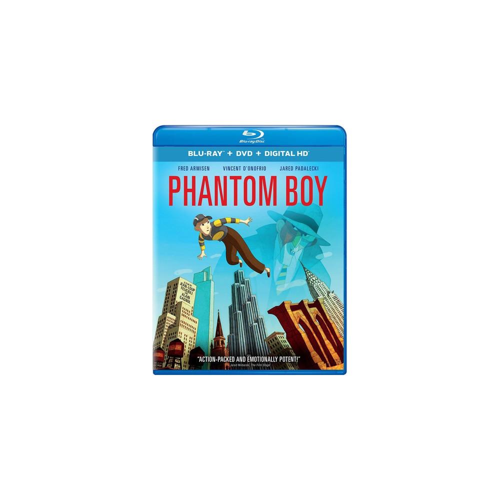 Phantom Boy (Bd/Dvd Combo) (Blu-ray)