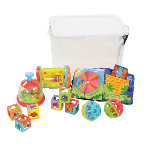 Kaplan Early Learning Infants Active Play Outdoor Kit - image 1 of 1