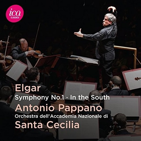 Orchestra dell'accad - Elgar:Symphony no 1 (CD) - image 1 of 1