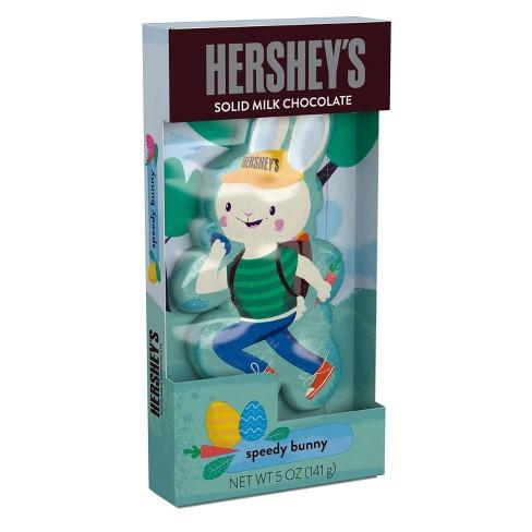 Hershey's Milk Chocolate Speedy Easter Bunny - 5oz - image 1 of 3