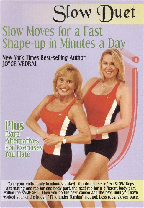 Slow Duet:Slow Moves For A Fast Shape (DVD) - image 1 of 1