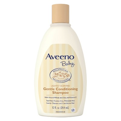 Aveeno Baby Gentle Conditioning Shampoo 12 oz