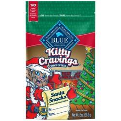 Blue Buffalo Kitty Cravings Crunchy Cat Treats - 2oz