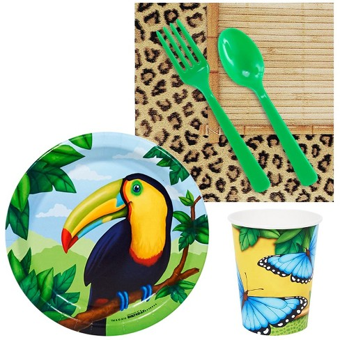 16ct Jungle Party Snack Pack - image 1 of 1
