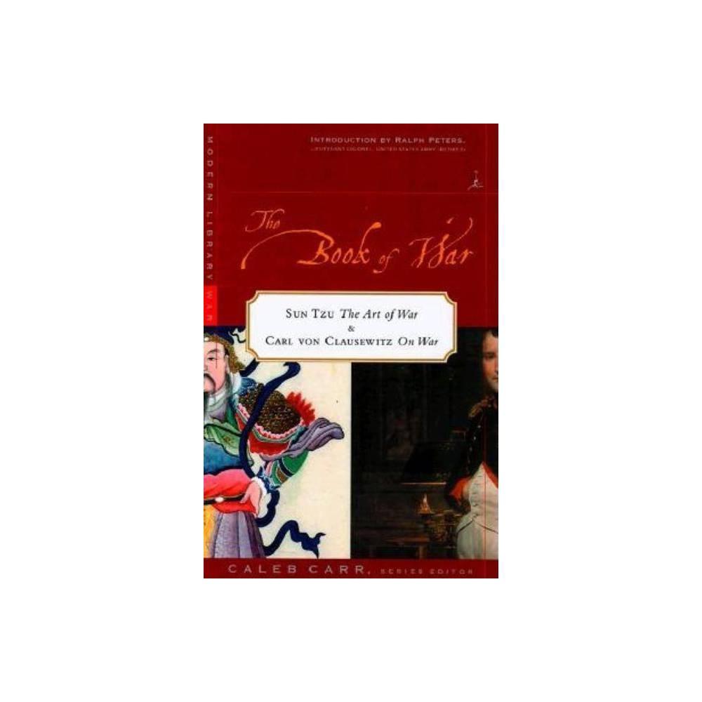 The Book Of War Modern Library War Paperback